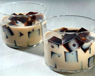 Coffee Jelly Dessert Recipe