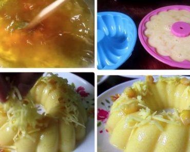Maja Jelly Recipe