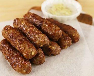 Skinless Longganisa Recipe