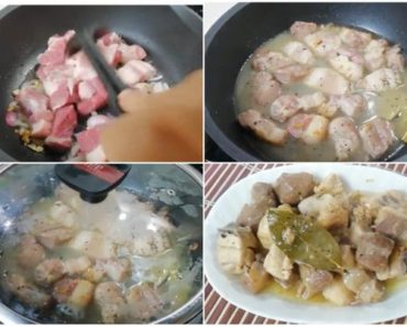Adobong Puti Recipe