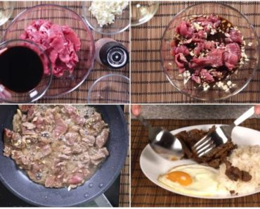 Beef Tapa Recipe