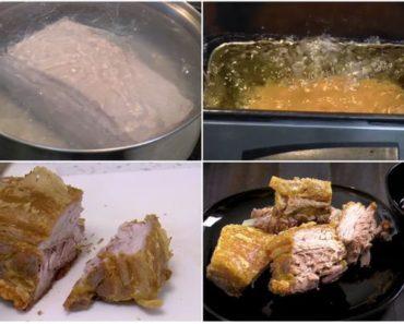 Crispy Bagnet Recipe