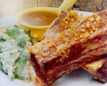 Crispy Beef Tadyang Recipe
