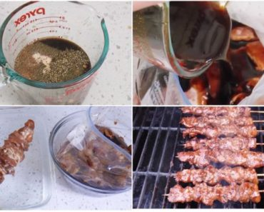 Pinoy Pork Barbeque Recipe