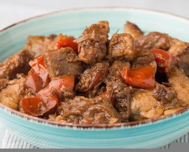 Pork Binagoongan Recipe