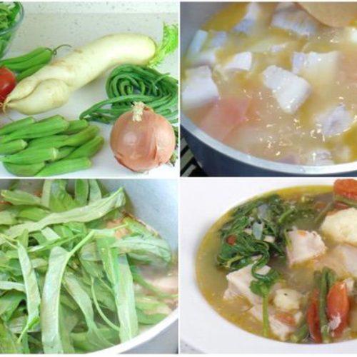 Sinigang Na Baboy Lutong Bahay Recipes