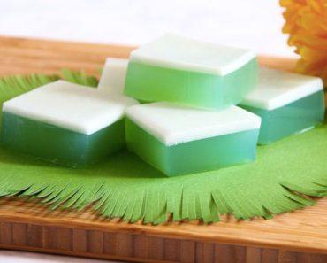 Buko Pandan Jelly Recipe