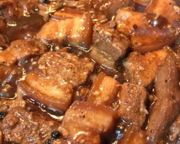 Pork Adobo With Oyster Sauce Recipe