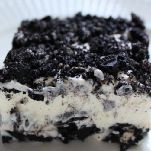 No Bake Oreo Dessert Recipe