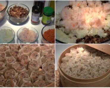 Chicken Siomai Recipe