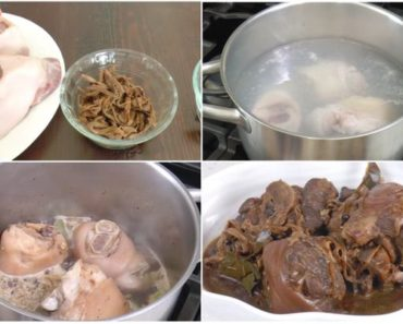 Pata Paksiw Recipe