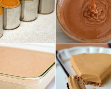 No Bake Dulce De Leche Cheese Cake Recipe